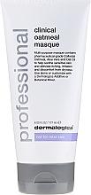 Düfte, Parfümerie und Kosmetik Beruhigende Gesichtsmaske mit Aloe Vera, Haferflockenöl - Dermalogica Clinical Oatmeal Masque