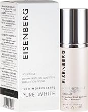 Düfte, Parfümerie und Kosmetik Feuchtigkeitsspendendes Gesichtsserum mit Hyaluronsäure - Eisenberg Pure White Essential Moisturising Serum