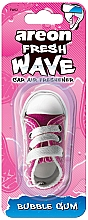 Düfte, Parfümerie und Kosmetik Auto-Lufterfrischer mit Kaugummiduft - Areon Fresh Wave Bubble Gum