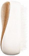 Kompakte Haarbürste - Tangle Teezer Compact Styler Glitter Gold — Bild N2