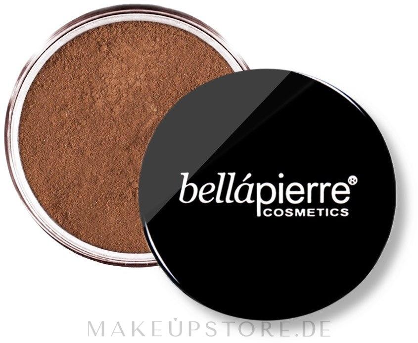 Loser Mineralpuder - Bellapierre Mineral Foundation — Bild Double Cocoa