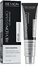 Düfte, Parfümerie und Kosmetik Creme-Haarfarbe - Revlon Professional Revlonissimo NMT High Coverage