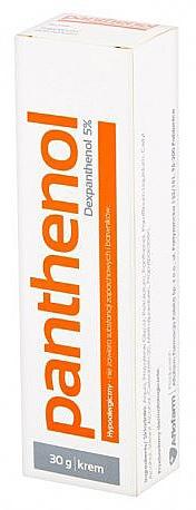 Nährende Körpercreme mit Panthenol - Aflofarm Panthenol 5% Cream — Bild N1