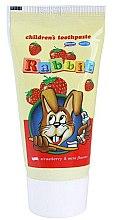 Düfte, Parfümerie und Kosmetik Zahnpasta für Kinder - Mattes Rabbit Children Toothpaste