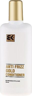 Balsam für geschädigtes Haar mit Keratin - Brazil Keratin Anti Frizz Gold Conditioner — Bild N1