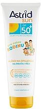 Düfte, Parfümerie und Kosmetik Sonnenschutzmilch für die ganze Familie SPF 50 - Astrid Sun Family Milk SPF 50