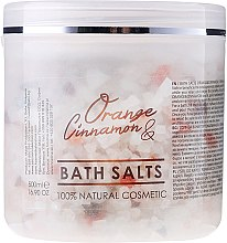 Düfte, Parfümerie und Kosmetik Badesalze - Sezmar Collection Professional Orange & Cinnamon Bath Salts