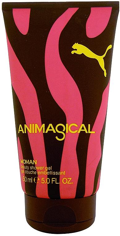 Puma Animagical Woman - Duftset (Eau de Toilette 40ml + Deospray 50ml + Duschgel 50ml) — Bild N6