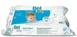 Düfte, Parfümerie und Kosmetik Feuchttücher für empfindliche Babyhaut - Bel Baby Wipes