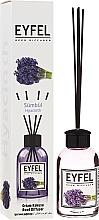 Düfte, Parfümerie und Kosmetik Raumerfrischer Hyacinth - Eyfel Perfume Hyacinth Reed Diffuser