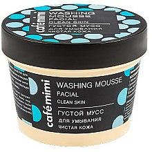 """Düfte, Parfümerie und Kosmetik Gesichtsreinigungsmousse """"Reine Haut"""" - Cafe Mimi Washing Mousse Facial Clean Skin"""