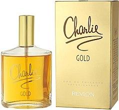 Revlon Charlie Gold - Eau de Toilette — Bild N1