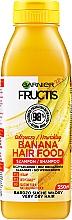 Düfte, Parfümerie und Kosmetik Pflegendes Shampoo mit Bananenextrakt für trockenes Haar - Garnier Fructis Superfood