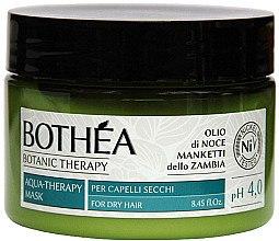 Düfte, Parfümerie und Kosmetik Haarmaske für trockenes Haar - Bothea Botanic Therapy Aqua-Therapy Mask pH 4.0