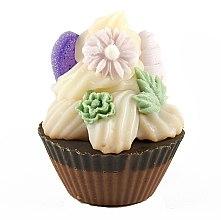 Düfte, Parfümerie und Kosmetik Handgemachte Naturseife Cupcake Black Orchid - Bosphaera Black Orchid Soap