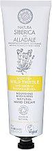 Düfte, Parfümerie und Kosmetik Regenerierende Handcreme - Natura Siberica Alladale Nourishing & Repairing Natural Hand Cream