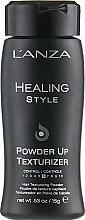 Düfte, Parfümerie und Kosmetik Texturierpuder für das Haar - Lanza Healing Style Powder Up Texturizer