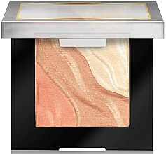 Düfte, Parfümerie und Kosmetik Highlighter-Palette - Milani Spotlight Face & Eye Strobe Palette