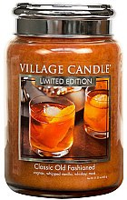Duftkerze Classic Old Fashioned - Village Candle Classic Old Fashioned Glass Jar — Bild N1