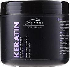 Düfte, Parfümerie und Kosmetik Regenerierende Maske mit Keratin für schwaches und strapaziertes Haar - Joanna Professional