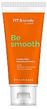 Düfte, Parfümerie und Kosmetik Körperpeeling mit Aloe Vera und gemahlenen Mandeln - AA Fit.Friends Be Smooth Hydro-peel Body Peeling