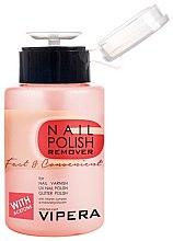 Düfte, Parfümerie und Kosmetik Nagellackentferner - Vipera Fast & Convenient Nail Polish Remover