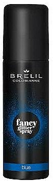 Farbspray mit Glitzer für das Haar - Brelil Professional Colorianne Fancy Glitter Spray — Bild N1