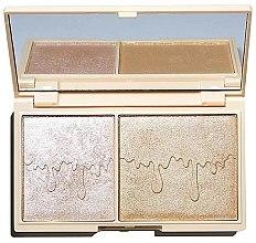Düfte, Parfümerie und Kosmetik Highlighter-Palette - I Heart Revolution Rose Gold Glow Mini
