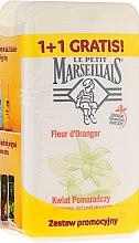 Düfte, Parfümerie und Kosmetik Duschgel Orangenblüte Duo-Pack - Le Petit Marseillais (2x250ml)