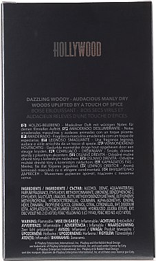 Playboy Hollywood - Eau de Toilette — Bild N2
