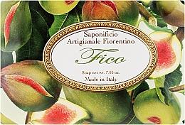 Düfte, Parfümerie und Kosmetik Kosmetische Seife Feige - Saponificio Artigianale Figs