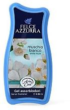 Düfte, Parfümerie und Kosmetik Raumduft-Gel Weißer Moschus - Felce Azzurra Gel Air Freshener White Musk