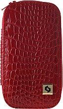 Düfte, Parfümerie und Kosmetik Maniküre-Set MS-01 rot 4-tlg. - Staleks Manicure Set