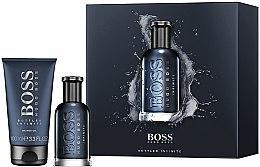 Düfte, Parfümerie und Kosmetik Hugo Boss Boss Bottled Infinite - Duftset (Eau de Parfum 50ml + Duschgel 100ml)