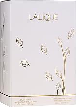 Düfte, Parfümerie und Kosmetik Lalique Eau de Parfum - Duftset (Eau de Parfum 50ml + Körperbalsam 150ml)