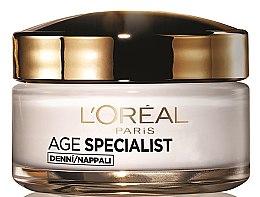 Düfte, Parfümerie und Kosmetik Anti-Falten Tagescreme 65+ - L'Oreal Paris Age Specialist Restoring Day Anti Wrinkle Cream