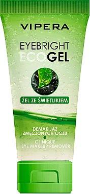 Make-Up Entfermer - Vipera EyeBright Eco Gel — Bild N1