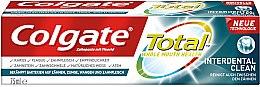 Düfte, Parfümerie und Kosmetik Zahnpasta Total Interdental Clean - Colgate Total Interdental Clean