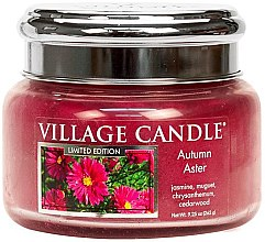 Duftkerze Autumn Aster - Village Candle Autumn Aster Glass Jar — Bild N2