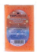 Düfte, Parfümerie und Kosmetik Badeschwamm 30413 orange - Top Choice