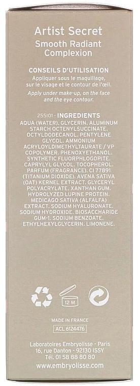 Erfrischende Lotion gegen müde Gesichtshaut - Embryolisse Smooth Radiant Complexion — Bild N4