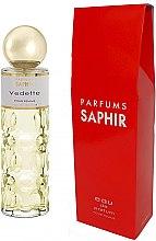 Düfte, Parfümerie und Kosmetik Saphir Parfums Vedette - Eau de Parfum