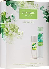 Düfte, Parfümerie und Kosmetik Chanson D'eau Original - Körperpflegeset (Körperspray 75ml + Deodorant 200ml)