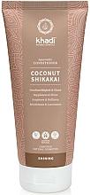 Düfte, Parfümerie und Kosmetik Haarspülung für mehr Geschmeidigkeit und Glanz mit Kokosnuss und Shikakai - Khadi Kokos Shikakai Conditioner