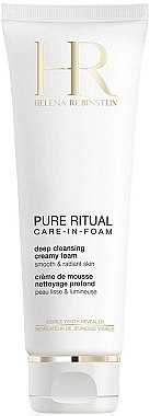 Cremiger Schaum zur Tiefreinigung - Helena Rubinstein Pure Ritual Deep Cleansing Creamy Foam — Bild N1