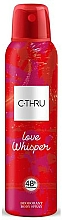 Düfte, Parfümerie und Kosmetik C-Thru Love Whisper - Parfümiertes Deospray