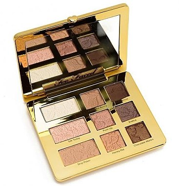 Lidschattenpalette - Too Faced Natural Eyes Palette — Bild N2