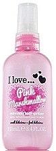 Düfte, Parfümerie und Kosmetik Erfrischendes Körperspray Pink Marshmallow - I Love... Pink Marshmallow Refreshing Body Spritzer