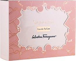 Düfte, Parfümerie und Kosmetik Salvatore Ferragamo Signorina - Duftset (Eau de Parfum 100ml + Eau de Parfum 10ml + Körperlotion 50ml)