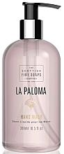 Düfte, Parfümerie und Kosmetik Flüssigseife La Paloma - Scottish Fine Soaps La Paloma Hand Wash